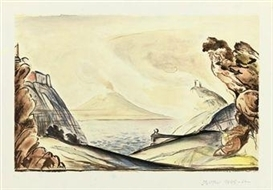 Balthus, 'Les 22 concertos pour piano de Mozart', 1988, Sylvan Cole Gallery