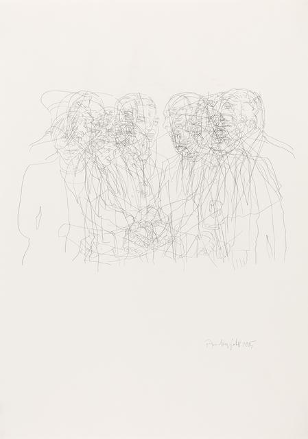 , 'Handshake with Putin,' 2015, Zilberman Gallery