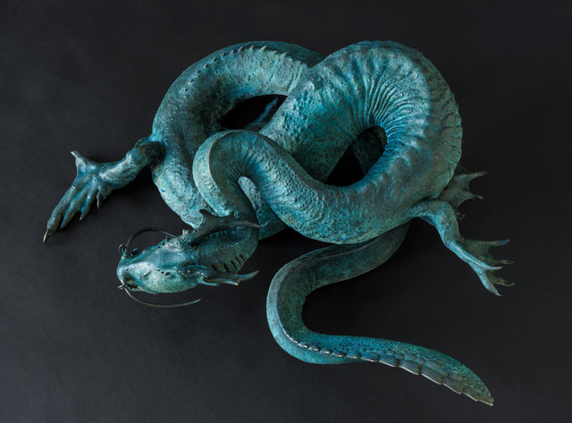 , 'Midgard Serpent,' 2016, Sladmore Contemporary