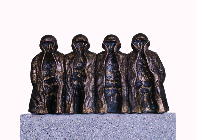 Nyoman Nuarta, 'Gang of Four  四人帮', 1978, Linda Gallery