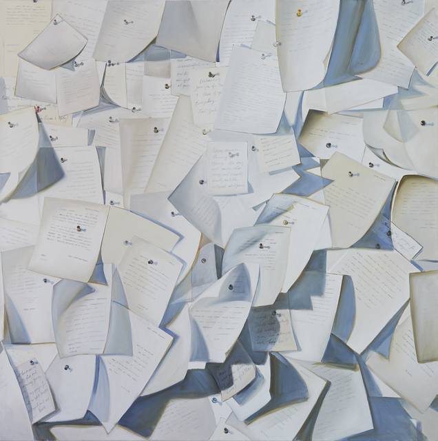 , 'Prayers for Nancy, 2,' 2018, Andrea Schwartz Gallery