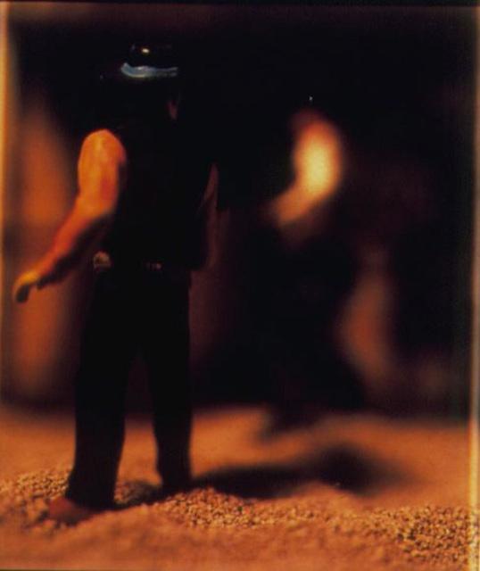 David Levinthal, 'Wild West 88-PC-C-4', 1988, Julie Nester Gallery