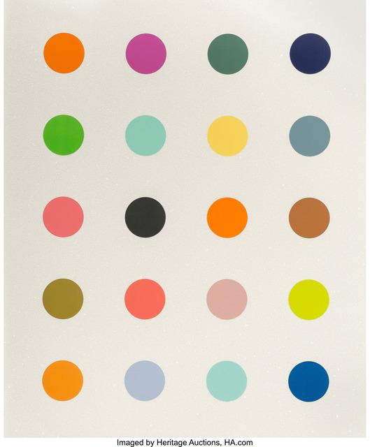 Damien Hirst, '3-Methylthymidine', 2014, Heritage Auctions