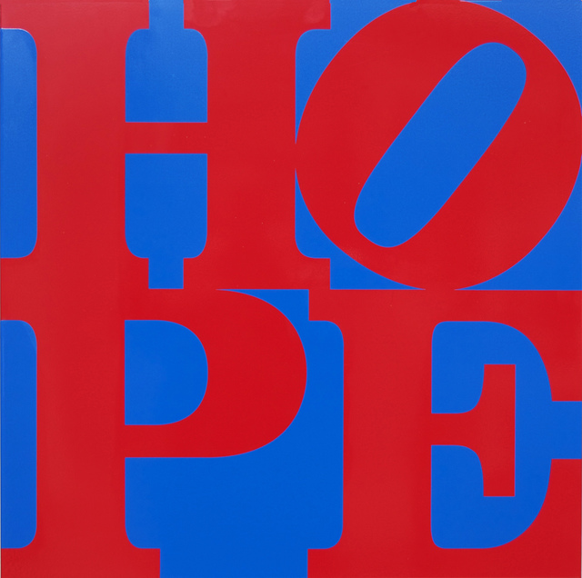 , 'HOPE,' 2012, Rosenbaum Contemporary