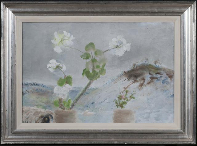 , 'Kathleens White Geranium,' 1978, Crane Kalman Gallery