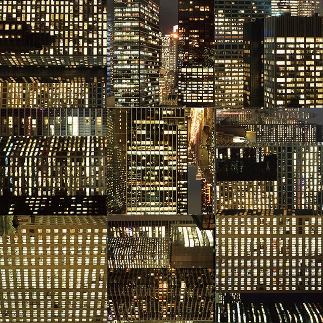 , 'Nueva York Noche,' 2012-2015, NM CONTEMPORÁNEO