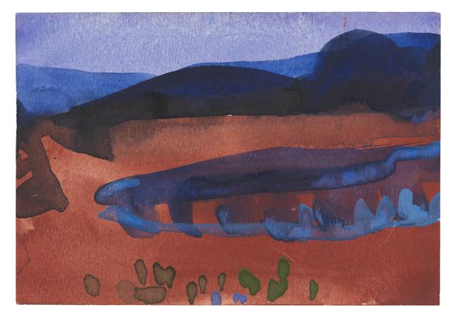 , 'Santa Fe,' 1991, Ludorff