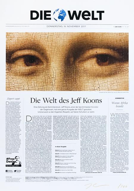 Jeff Koons, 'Digital fine art pigment print on wove paper', 2017, MLTPL
