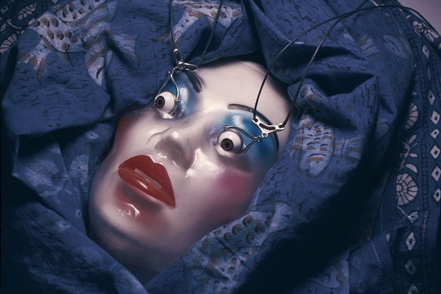 , 'The Final Project [Mask 3],' 1991-1992, Richard Saltoun