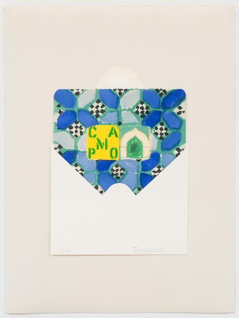 , 'Postcard from Venice, Campo,' 2009, Alan Cristea Gallery