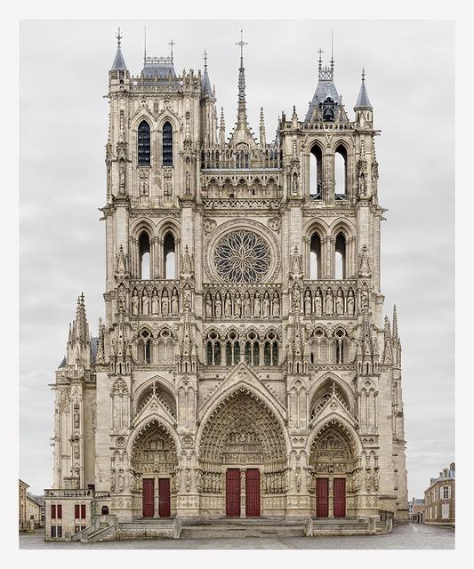 , 'Amiens, Cathédrale Notre-Dame,' 2009-2016, Axel Vervoordt Gallery
