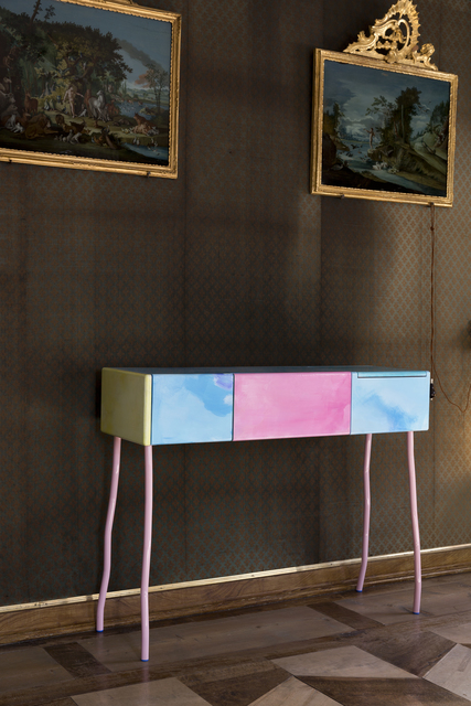 Superpoly, 'St Moritz Console', 2019, Etage Projects