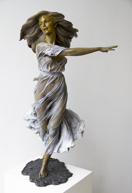 Luo Li Rong, 'Come and dance', 2018, Sculpture, Bronze, Art Center Horus