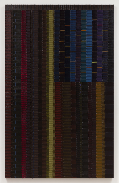 June Edmonds, 'O. V. Catto Flag', 2019, Luis De Jesus Los Angeles