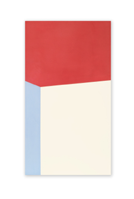 , '2 Stacked Blocks Red Yellow Blue ,' , William Campbell Contemporary Art, Inc.