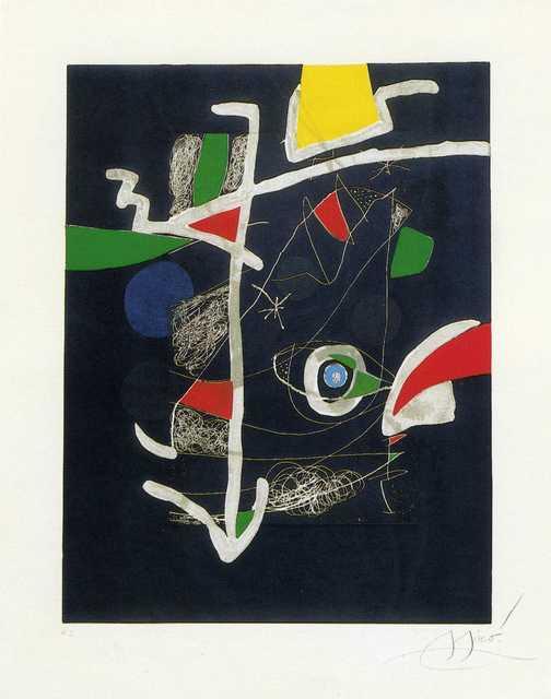 , 'Llibre dels sis sentits VI,' 1981, Galeria Joan Gaspar