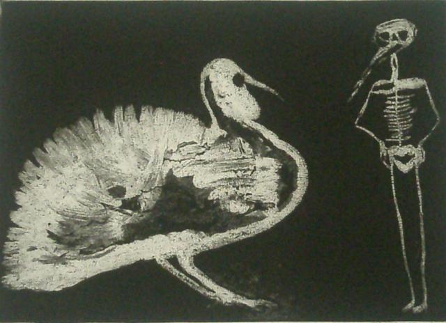 Guillermo Olguin, 'De la serie de los nocturnos IV', 2008, Galería Quetzalli