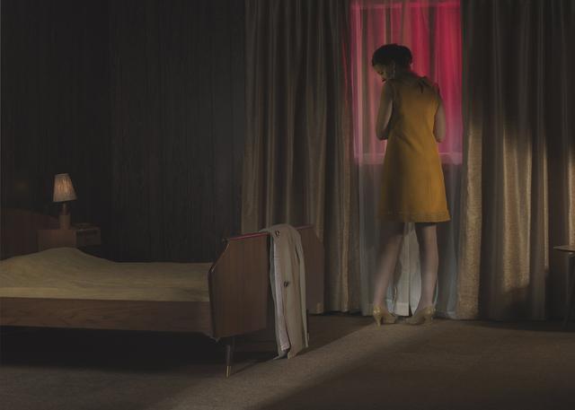 Ole Marius Jørgensen, ' The Motel', 2016, Momentum Fine Art