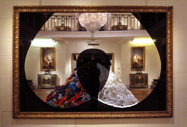, 'Buco Nero,' 2010 , Galleria Continua