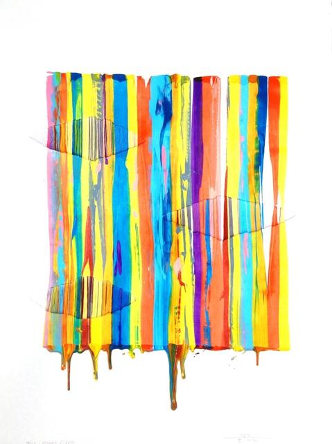 , 'FILS I COLORS 173 (framed),' 2013, Artspace Warehouse