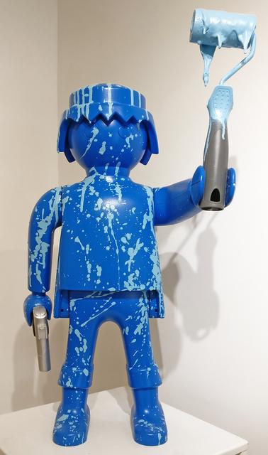 , 'Playmobil Splash (Le Choix des Armes),' 2018, NextStreet Gallery