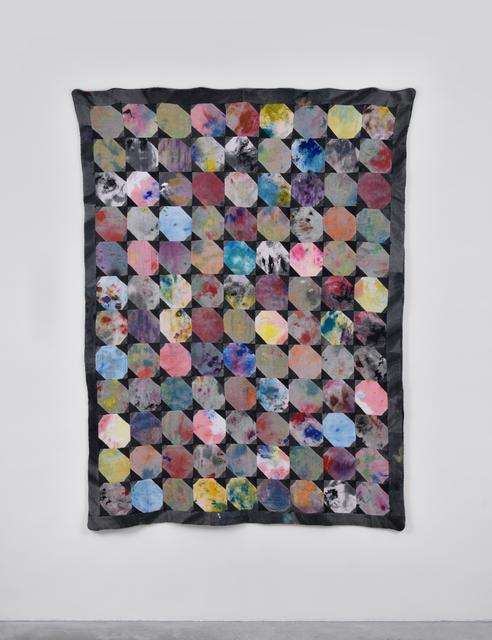 , 'Rag Quilt #2,' 2015, PRAZ-DELAVALLADE