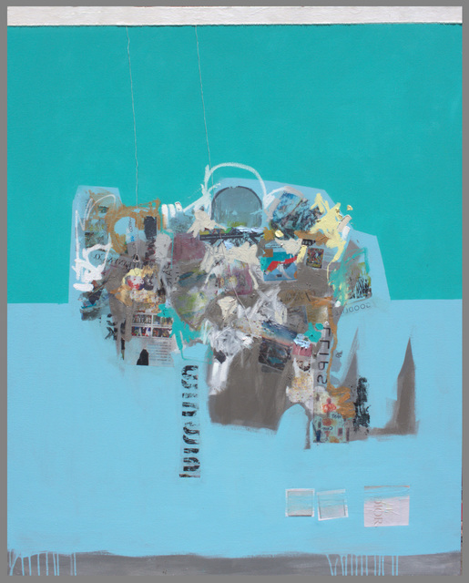 Susan Washington, 'Out of the Box', 2019, THE WHITE ROOM GALLERY