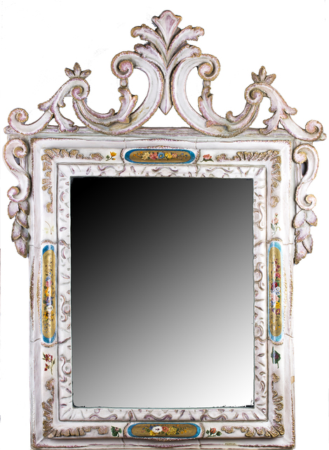 Pietro Melandri, 'Big wall mirror', Bertolami Fine Arts