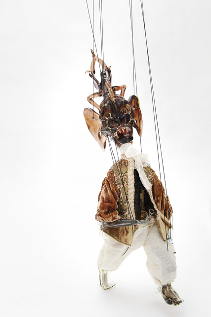 , 'Marionette, Cabaret Crusades: The Secrets of Karbala ,' 2014, Sfeir-Semler