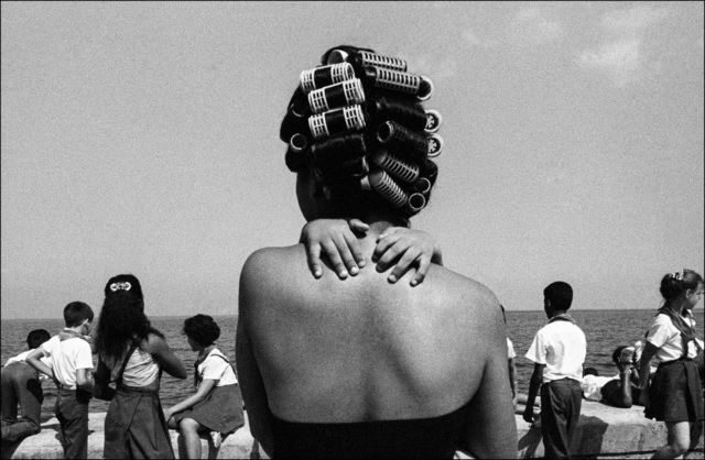 , 'Malecón Habanero, Cuba,' 1994, The Photographers' Gallery   Print Sales