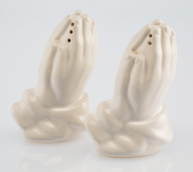 Supreme, 'Salt and Pepper Shakers (White) (set of two)', c. 2013, Heritage Auctions