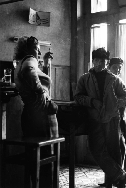 , 'Girl in Bar, Antwerp September 17, 1951,' 1950, Artist's Proof