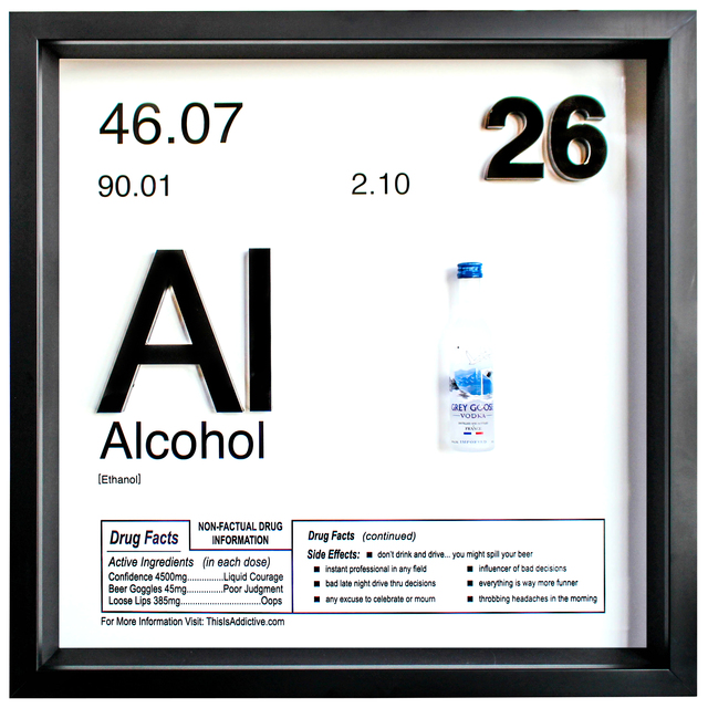 , 'ALCOHOL,' 2018, Marcel Katz Art