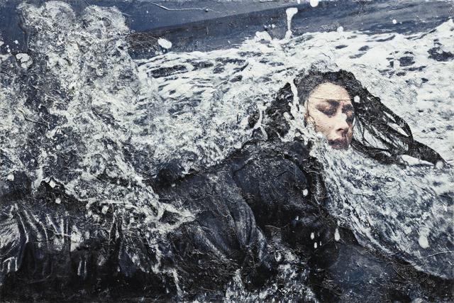, 'Wave #07,' 2017, Micheko Galerie