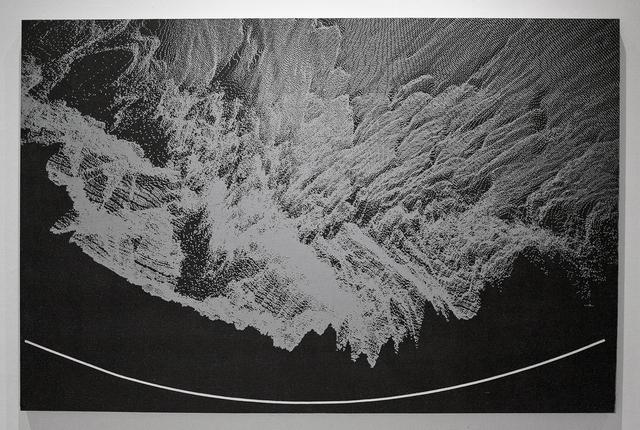 , 'Ultrasound #8,' 2012, Edouard Malingue Gallery