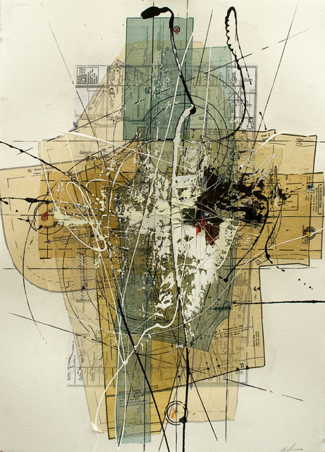 Étienne Gélinas, 'Composition no. 192', 2010, Thompson Landry Gallery