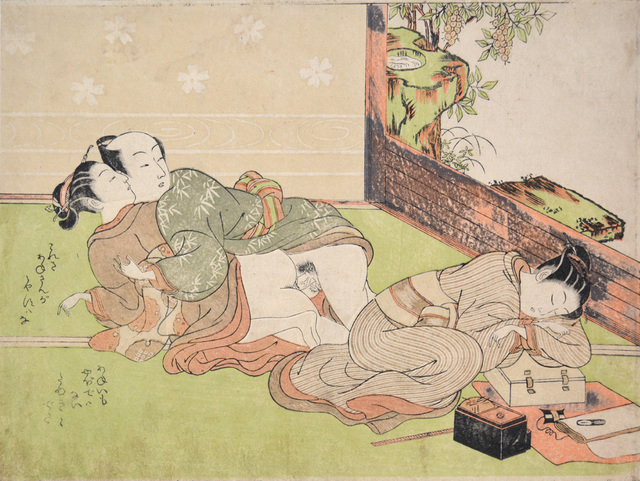 , 'Afternoon Nap,' ca. 1760, Ronin Gallery