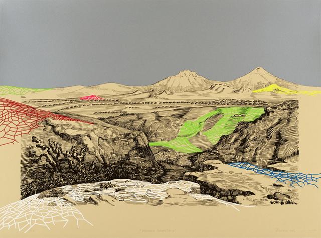 Alejandro Pintado, 'Memoria Geométrica', 2012, Anémona Editores