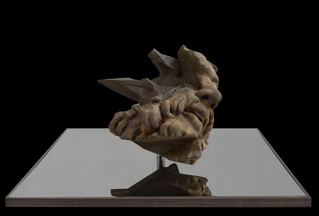 , 'Laocoön Fragment #A_002.001,' 2016, bitforms gallery