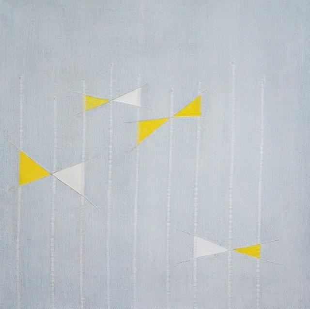 , 'Goldfinch II,' 2019, Barbara Mathes Gallery
