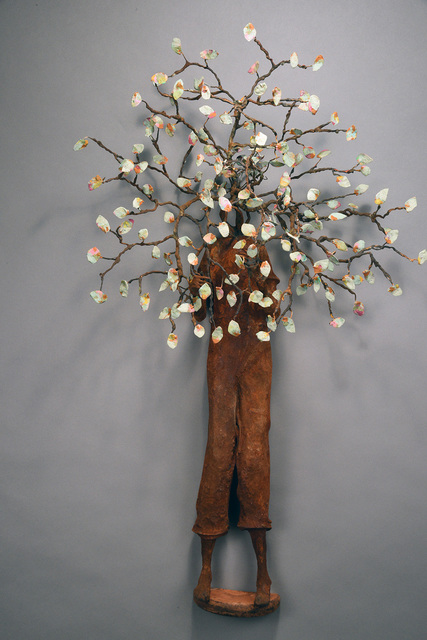 , 'New Growth Claiming Old Iron,' 2018, Sue Greenwood Fine Art