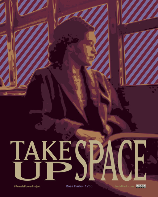 , 'Take Up Space,' , Zenith Gallery