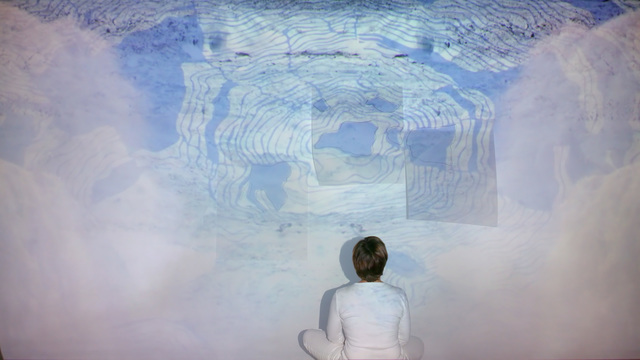 , 'Melting Glaciers Series, Drowning Places ,' 2017, Bernice Steinbaum Gallery