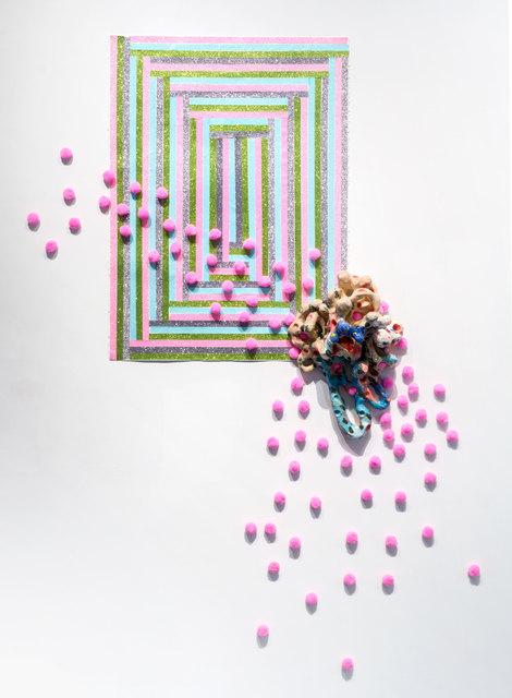 , 'Balls Versus Stripes,' 2018, Proto Gallery