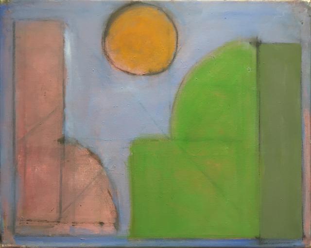 , 'Memnon,' 2017, G. Gibson Gallery