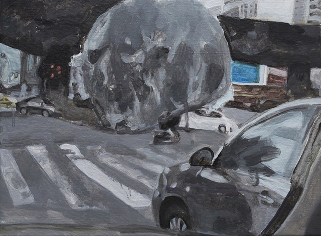 Halley Cheng, 'The Chinese Moon', 2017, Galerie Ora-Ora