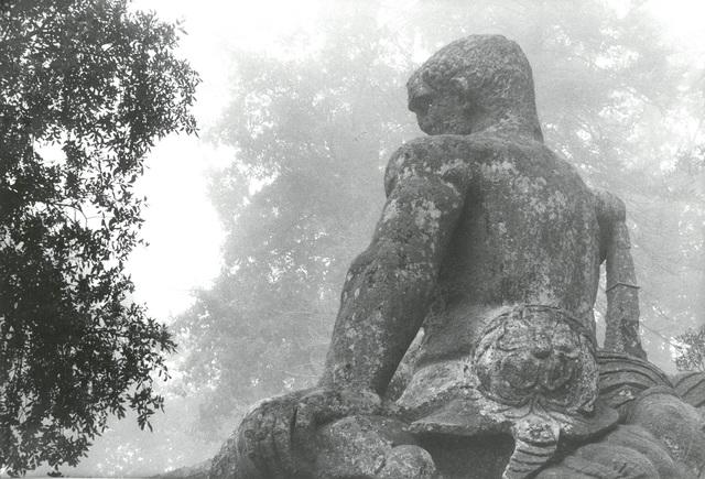 , 'Bomarzo,' 1974, Museum für Fotografie