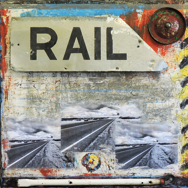 , 'Rail Road,' 2018, Xanadu Gallery