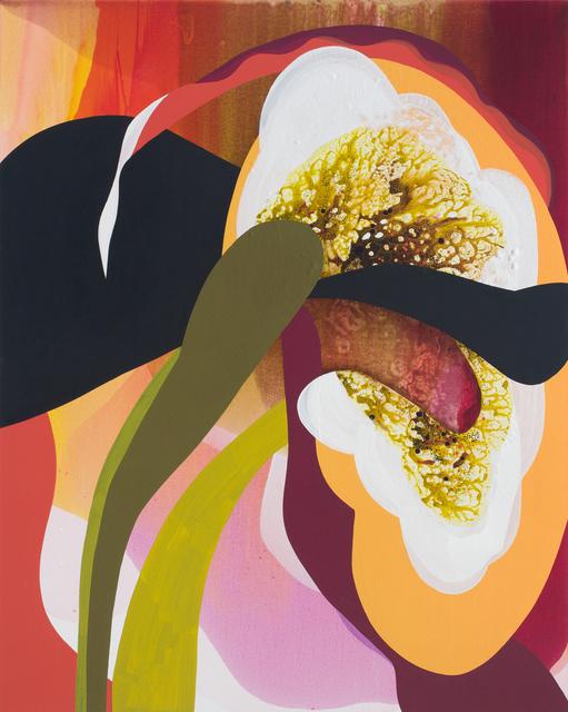 , 'Marshmallow Squash Blossom,' 2019, DC Moore Gallery