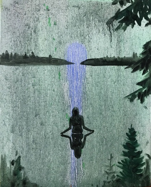, 'Reflection,' 2017, Galerie Antoine Ertaskiran